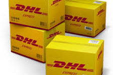 coffee shipping dhl express international expedition